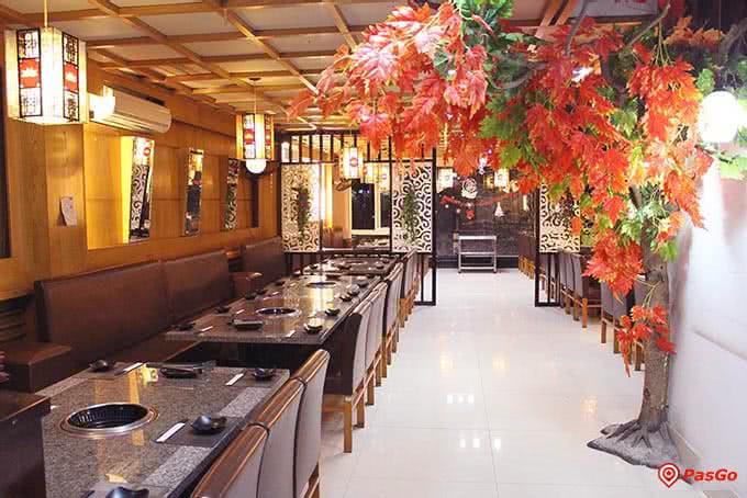 Nhà hàng Chiaki BBQ 75 Đại Cồ Việt 20