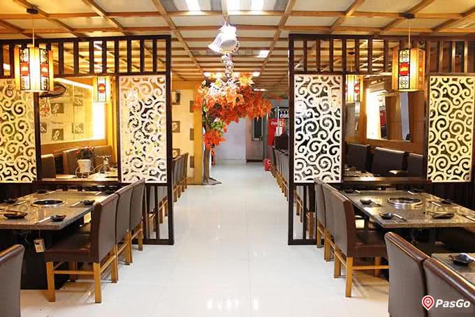 Nhà hàng Chiaki BBQ 75 Đại Cồ Việt 22