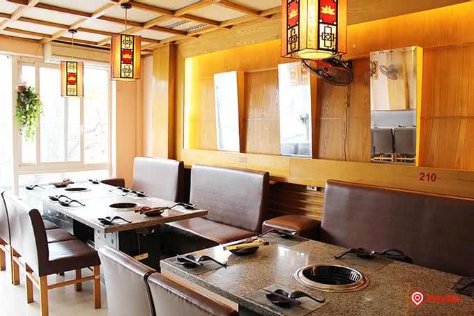Nhà hàng Chiaki BBQ 75 Đại Cồ Việt 24