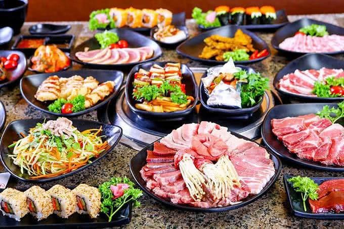 Nhà hàng Chiaki BBQ 75 Đại Cồ Việt 2