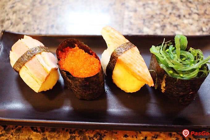 Nhà hàng Chiaki BBQ 75 Đại Cồ Việt 11