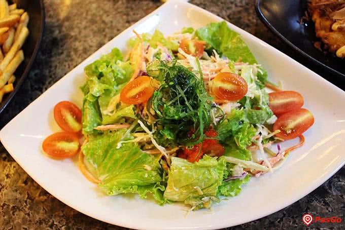 Nhà hàng Chiaki BBQ 75 Đại Cồ Việt 13