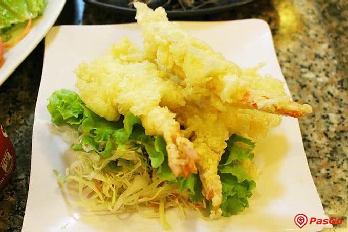 Nhà hàng Chiaki BBQ 75 Đại Cồ Việt 15