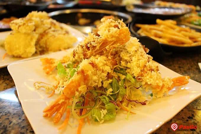 Nhà hàng Chiaki BBQ 75 Đại Cồ Việt 17