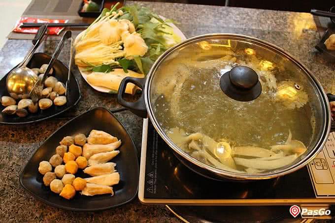 Nhà hàng Chiaki BBQ 75 Đại Cồ Việt 18