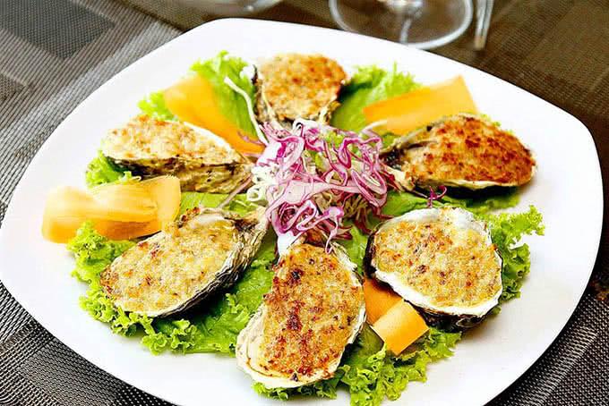 Nhà hàng Chiaki BBQ 75 Đại Cồ Việt 4