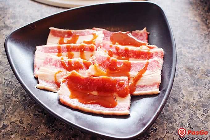 Nhà hàng Chiaki BBQ 75 Đại Cồ Việt 8