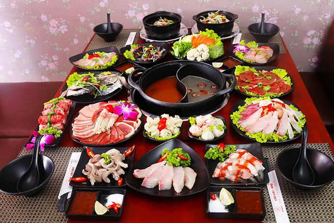 Nhà hàng Chiaki BBQ 75 Đại Cồ Việt 9