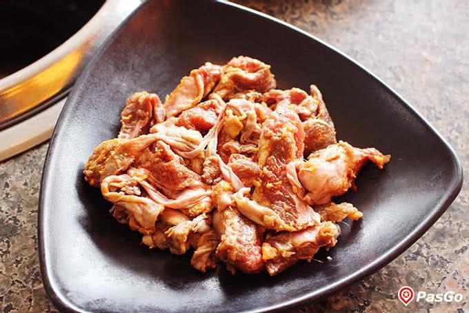 Nhà hàng Chiaki BBQ 75 Đại Cồ Việt 10