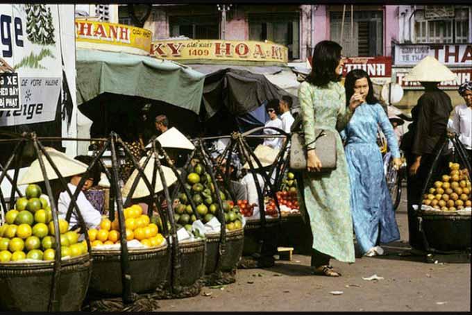 Ẩm thực Sài Gòn xưa - Độc đáo với món ngon đường phố - 2