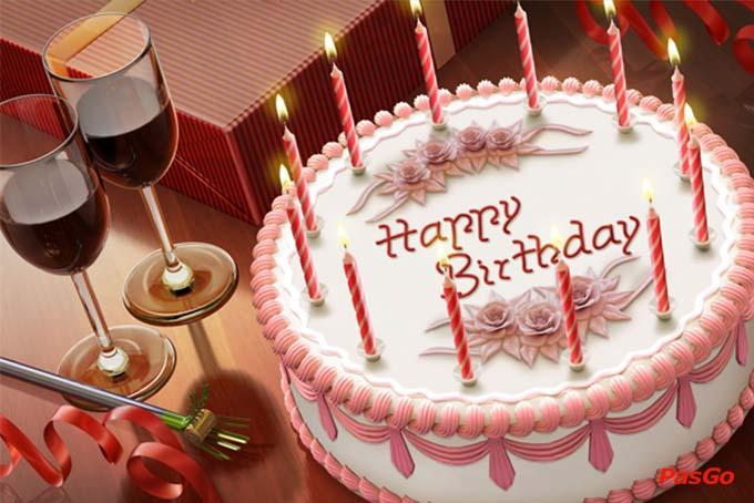 Các loại bánh sinh nhật ngon, chất lượng tại Hà Nội 2