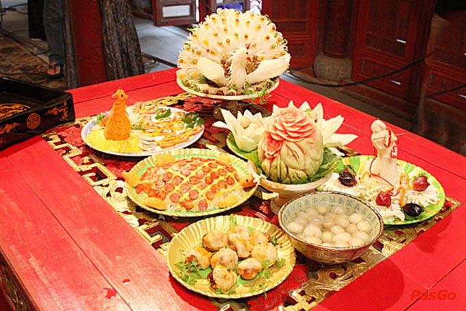 Nét tinh tế trong ẩm thực cung đình Huế - 1