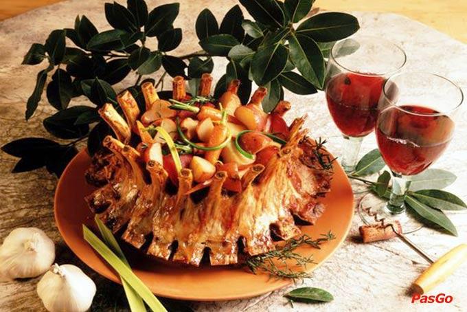 Tinh tế và lãng mạn nét ẩm thực Italia - 1
