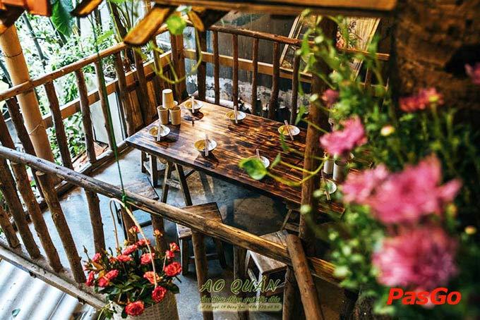 Top 10 quán ăn đẹp, lãng mạn dành cho 2 người ở Hà Nội - 3
