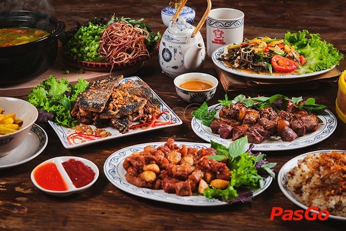 Top 10 quán ăn ngon, nổi tiếng nhất ở khu vực Thái Hà - 8