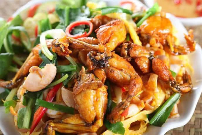 Top 10 quán lẩu ếch ngon rẻ, được yêu thích ở Hà Nội - 3