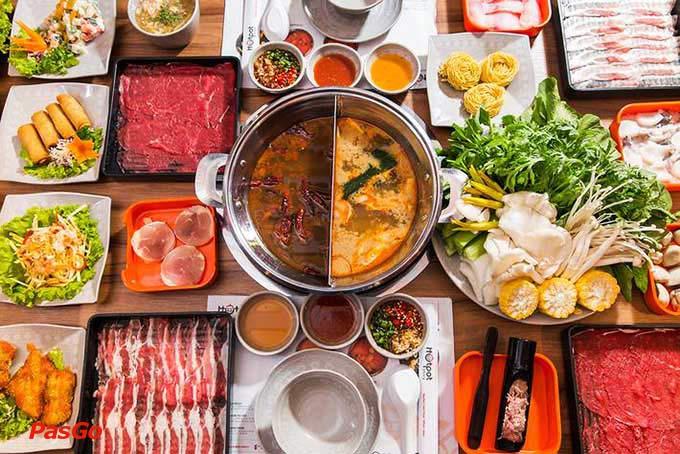 Top 20 nhà hàng buffet ngon, nổi tiếng nhất ở Hà Nội - 3