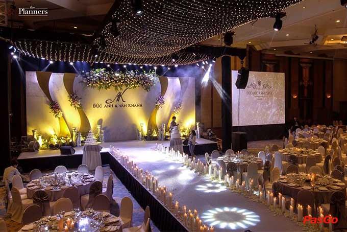 Top 10 nhà hàng tiệc cưới sang trọng tại Hà Nội 2