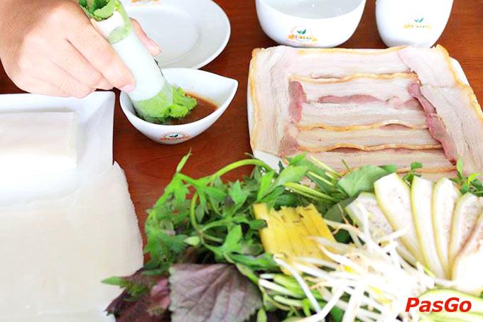 nhà hàng bánh tráng thịt heo cô bống tây sơn - 2