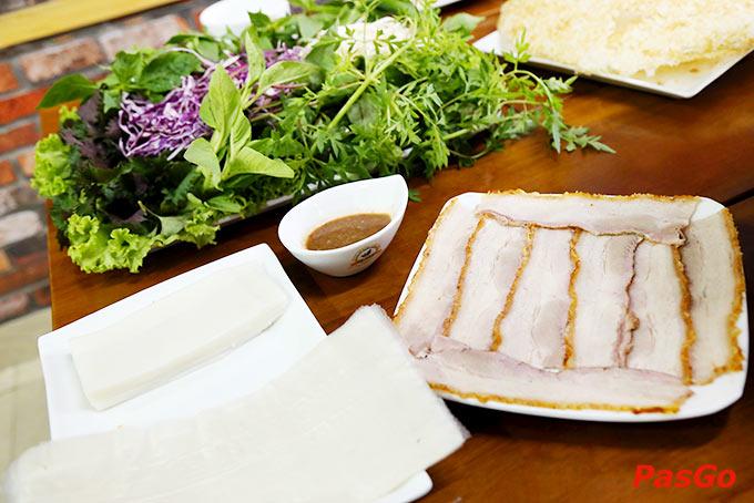 nhà hàng bánh tráng thịt heo cô bống tây sơn - 4