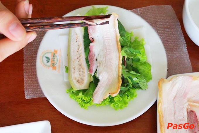 nhà hàng bánh tráng thịt heo cô bống tây sơn - 5
