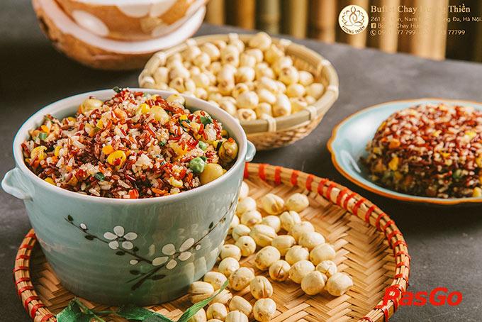 Buffet Chay Hương Thiền - Xã Đàn-5