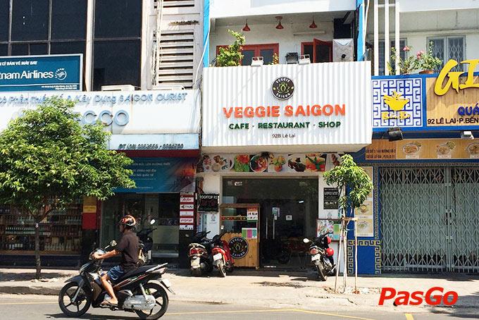 Chay Veggie Saigon Lê Lai - 24