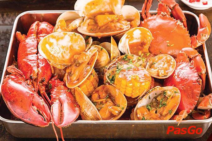 Nhà hàng King Of Crab Võ Văn Kiệt - 15
