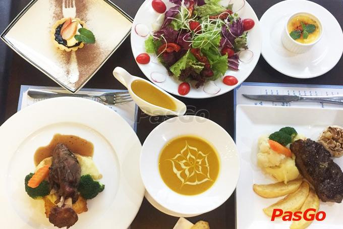 nhà hàng le monde steak hoàng cầu - 1