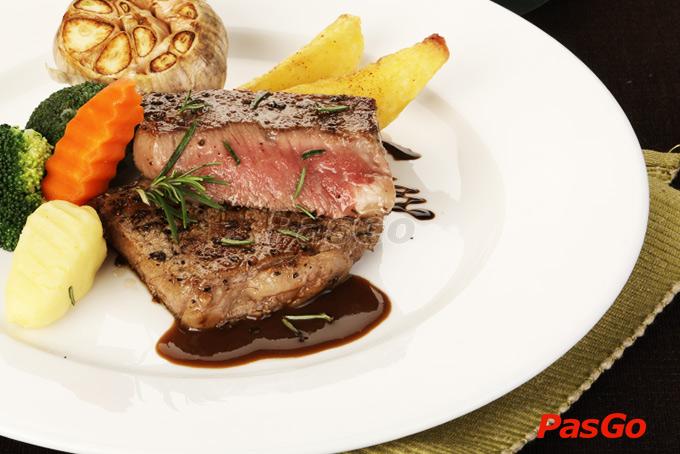 nhà hàng le monde steak hoàng cầu - 12