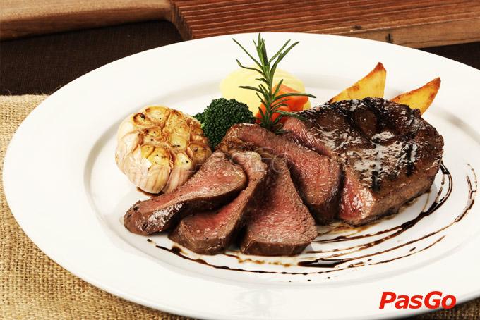 nhà hàng le monde steak hoàng cầu - 13