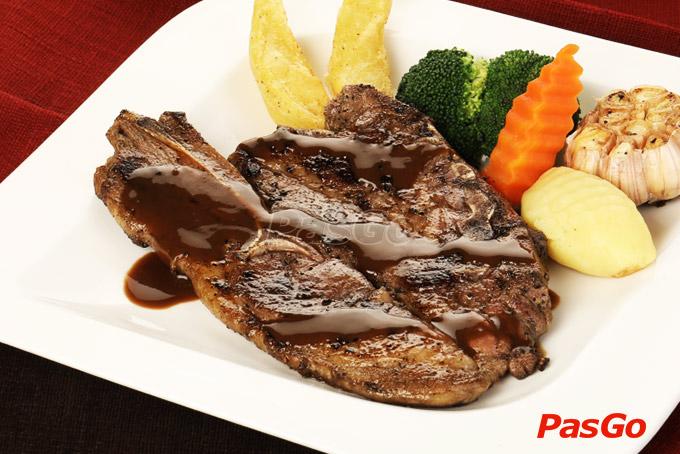 nhà hàng le monde steak hoàng cầu - 14