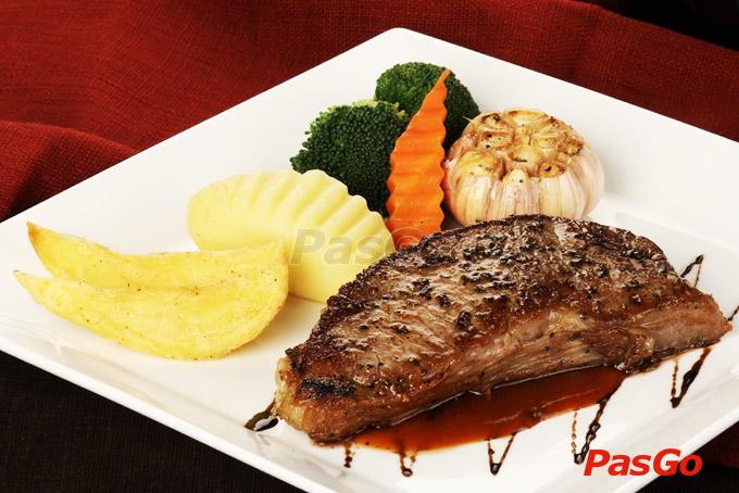 nhà hàng le monde steak hoàng cầu - 15