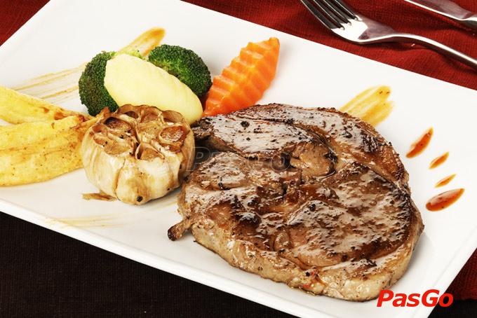 nhà hàng le monde steak hoàng cầu - 2