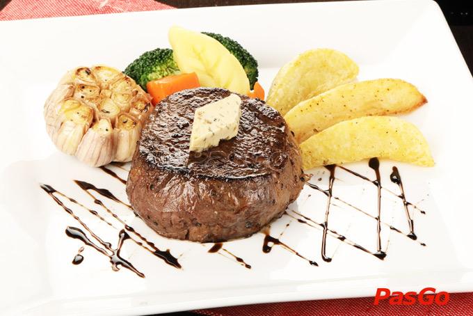 nhà hàng le monde steak hoàng cầu - 3