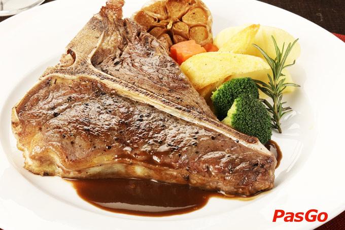 nhà hàng le monde steak hoàng cầu - 5