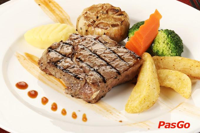 nhà hàng le monde steak hoàng cầu - 8