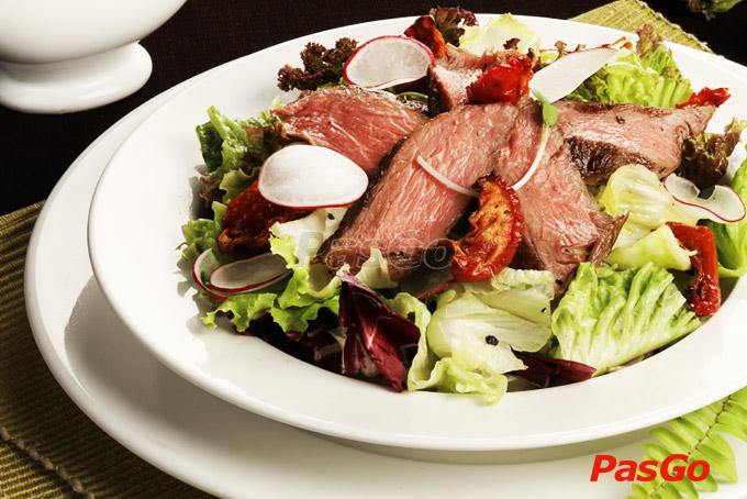 nhà hàng le monde steak hoàng cầu - 9