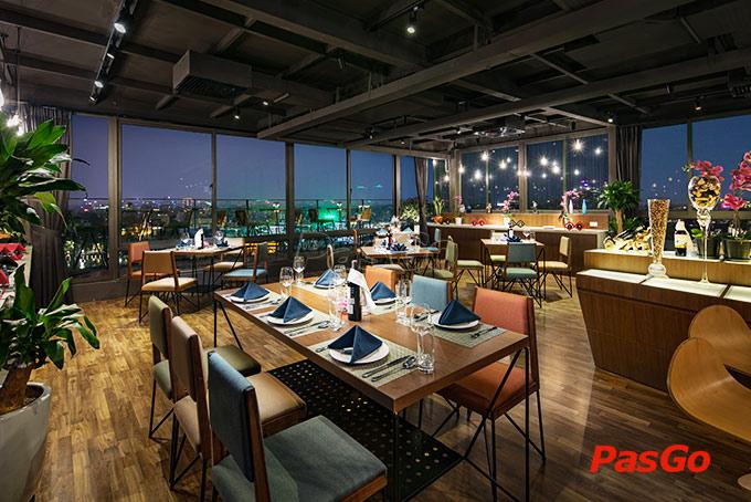 Nhà hàng Panorama Restaurant Bar Top