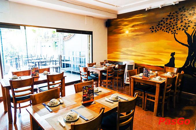 nhà hàng vườn chay garden lê quang định - 21