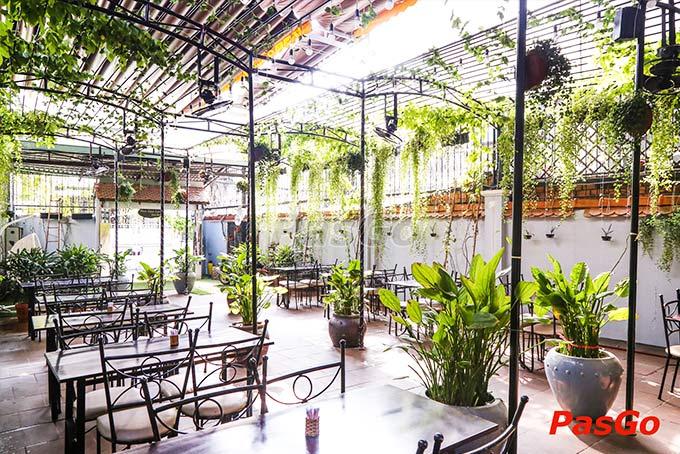 nhà hàng vườn chay garden lê quang định - 19
