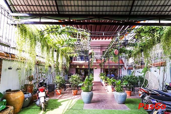 nhà hàng vườn chay garden lê quang định - 18