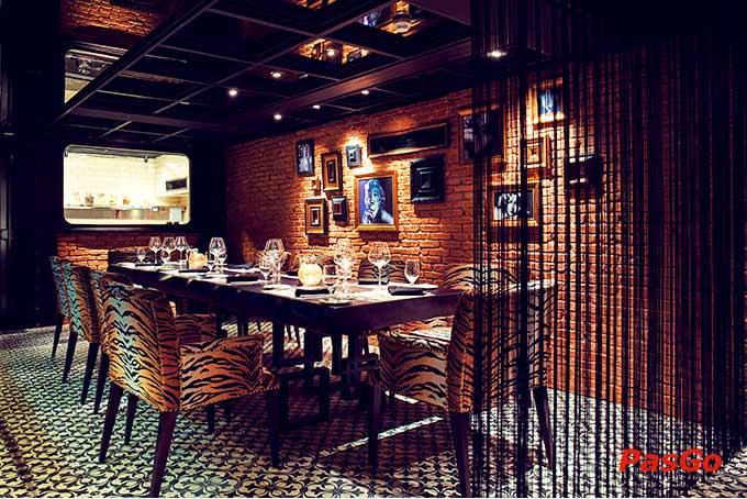 Top 20 nhà hàng có không gian đẹp, nổi tiếng nhất ở TpHCM - 9