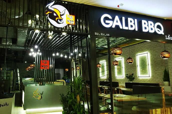 nhà hàng galbi bbq royal city 2