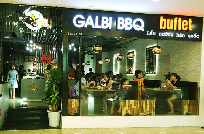 nhà hàng galbi bbq royal city 3