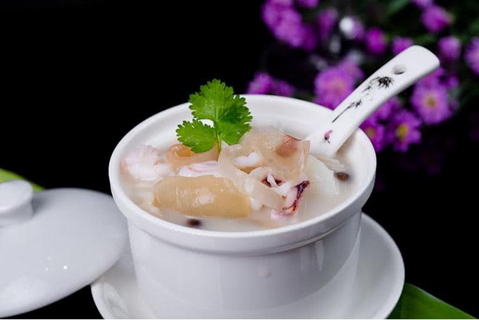 nhà hàng Hải Cảng Nguyễn Chí Thanh món ăn 14
