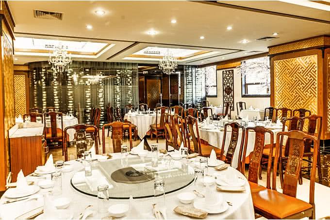 nhà hàng Hải Cảng Nguyễn Chí Thanh không gian 3