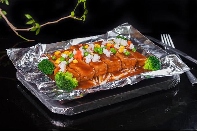 nhà hàng Hải Cảng Nguyễn Chí Thanh món ăn 1