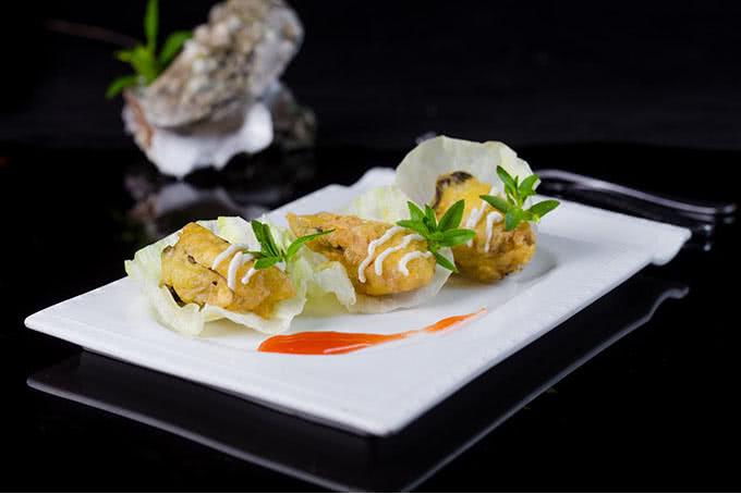 nhà hàng Hải Cảng Nguyễn Chí Thanh món ăn 12