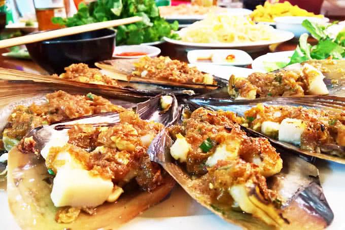nhà hàng hải sản biển đông 794 đường láng 20